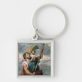 Porte-clés St Christopher. .keychain