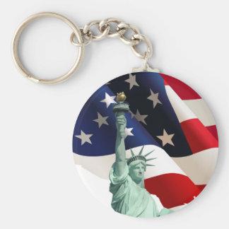 Porte-clés Statue de la liberté