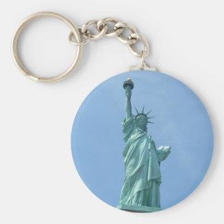 Porte-clés Statue de la liberté - porte - clé de plan