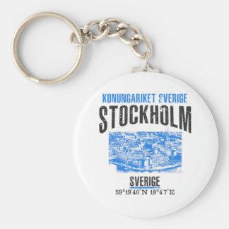 Porte-clés Stockholm