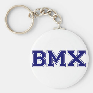 Porte-clés Style d'université de BMX