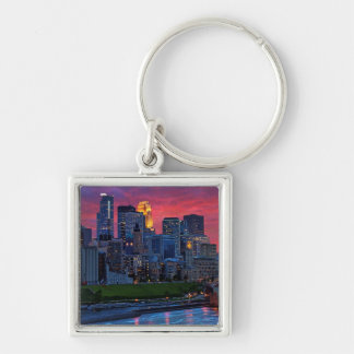 Porte-clés Sucrerie d'oeil de Minneapolis