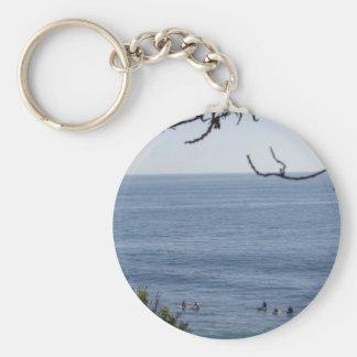 Porte-clés surf de plage de Laguna