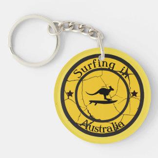 Porte-clés Surfer en Australie