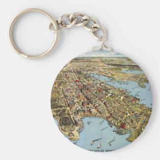 Porte-clés Sydney 1888