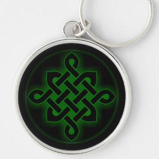 Porte-clés symbole mystique p spirituel de Viking de noeud