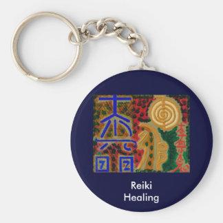 Porte-clés Symboles curatifs principaux de REIKI
