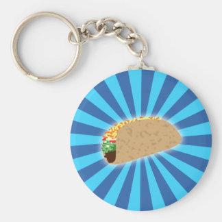 Porte-clés Taco en hausse