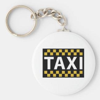 Porte-clés Taxi