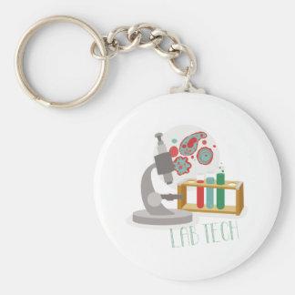 Porte-clés Technologie de laboratoire
