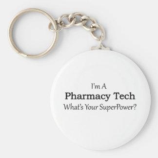 Porte-clés Technologie de pharmacie