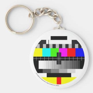 Porte-clés Television / Télévision / TV
