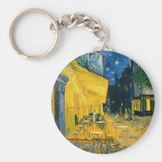 Porte-clés Terrasse de café de Vincent van Gogh |, Place du
