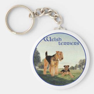 Porte-clés Terriers de gallois