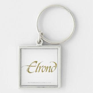 Porte-clés Texturisé nommé d'ELROND™