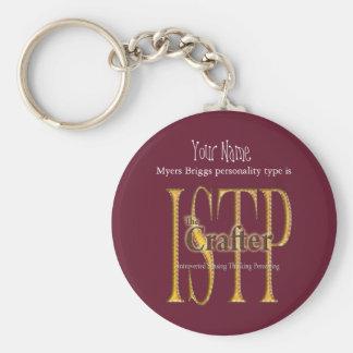 Porte-clés theCrafter d'ISTP