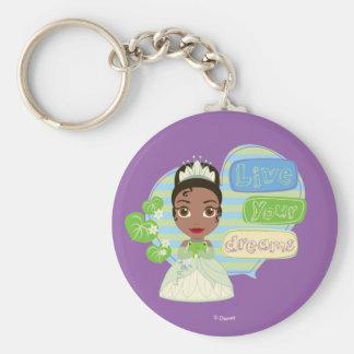 Porte-clés Tiana | vivant vos rêves