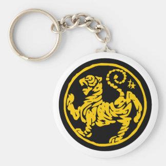 Porte-clés Tigre de Shotokan