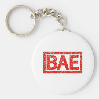Porte-clés Timbre de Bae