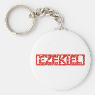 Porte-clés Timbre d'Ezekiel