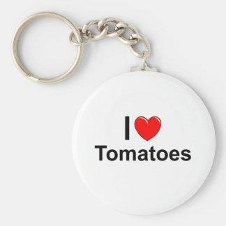 Porte-clés Tomates