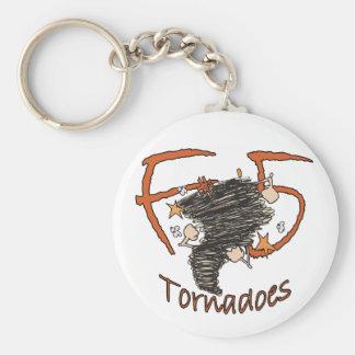 Porte-clés Tornades F5
