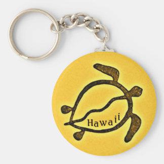 Porte-clés Tortue de mer d'Hawaï Honu