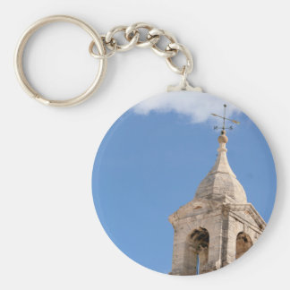 Porte-clés Tour dans le porte - clé de nuages