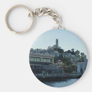 Porte-clés Tour de Coit, porte - clé de San Francisco #3