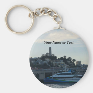 Porte-clés Tour de Coit, porte - clé de San Francisco #4