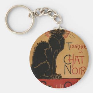 Porte-clés Tournee du Chat Noir