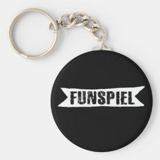 Porte-clés Tournoi de bordage de Funspiel pour le porte - clé