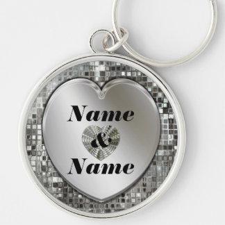 Porte-clés Tous noms sur le grand porte - clé de