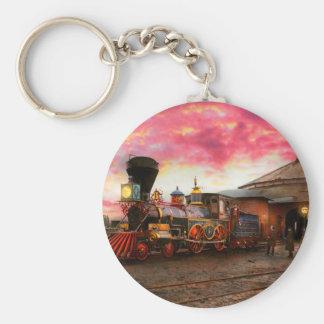 Porte-clés Train - le JH Devereux 1862