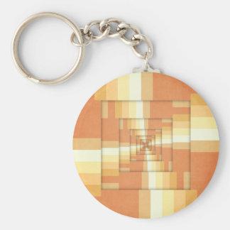 Porte-clés Tranches d'orange