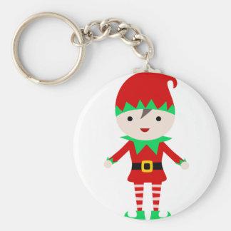 Porte-clés Travailleur Elf