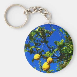 Porte-clés Trois citrons siciliens