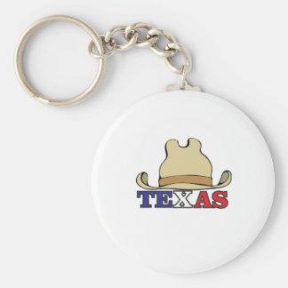 Porte-clés type le Texas