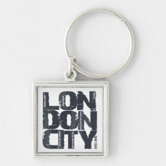 Porte-clés Typographie de Londres, Angleterre