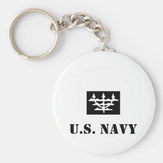 Porte-clés U.S. Porte - clé de la marine OT