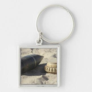 Porte-clés Un affichage statique d'une coquille convertie