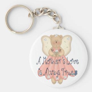 Porte-clés Un amour de mère est toujours porte - clé vrai