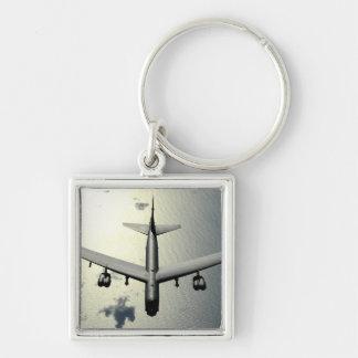 Porte-clés Un B-52 Stratofortress en vol 2