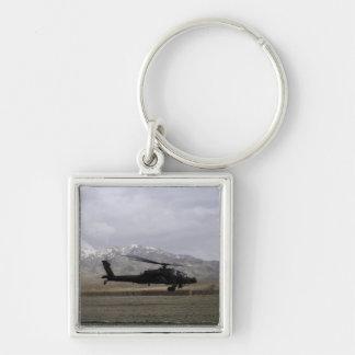 Porte-clés Un décollage d'AH-64A Apache