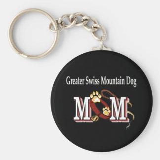Porte-clés un plus grand porte - clé suisse de maman de chien
