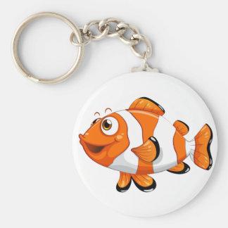 Porte-clés Un poisson de nemo