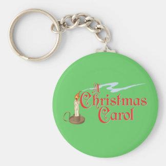 Porte-clés Un porte - clé de chant de Noël