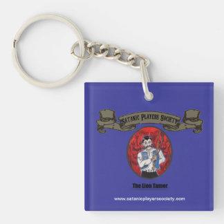 Porte-clés Un porte - clé plus docile de lion de SPS