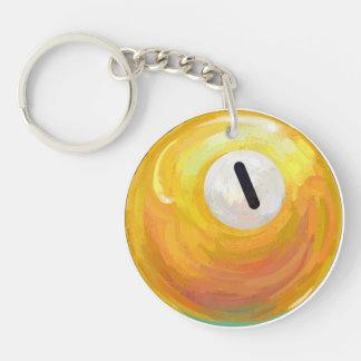 Porte-clés Une boule