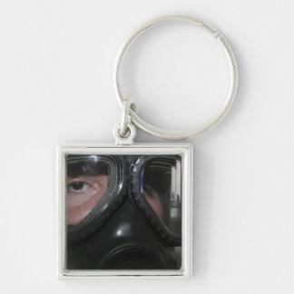 Porte-clés Une marine